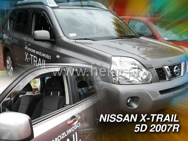 Ofuky oken Nissan X-Trail 5D 2007- p