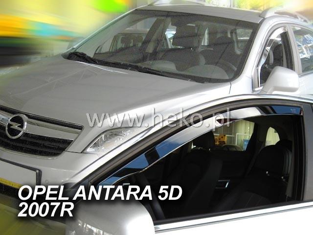 Ofuky oken Heko Opel Antara 5D 2007- přední