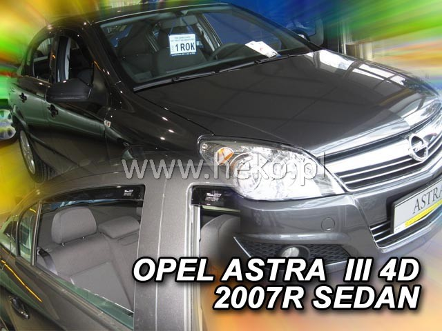 Ofuky oken Opel Astra III H 5D 2004- p