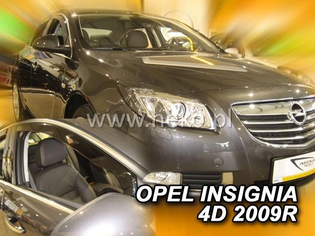 Ofuky oken Heko Opel Insignia 4D 2009- přední