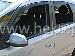 Ofuky oken Heko Opel Meriva 5D 2003- přední