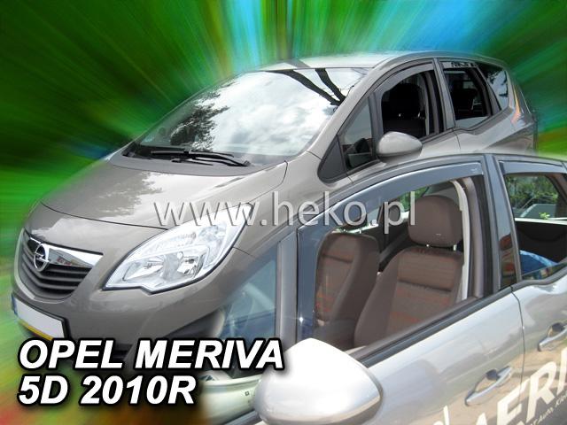 Ofuky oken Heko Opel Meriva 5D 2010- přední