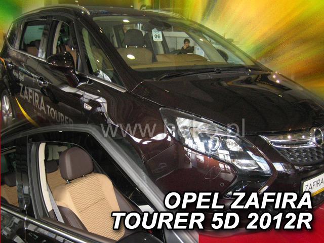 Ofuky oken Heko Opel Zafira Tourer C 5D 2012- přední