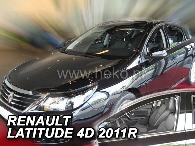 Ofuky oken Renault Latitude 4D 2011- p