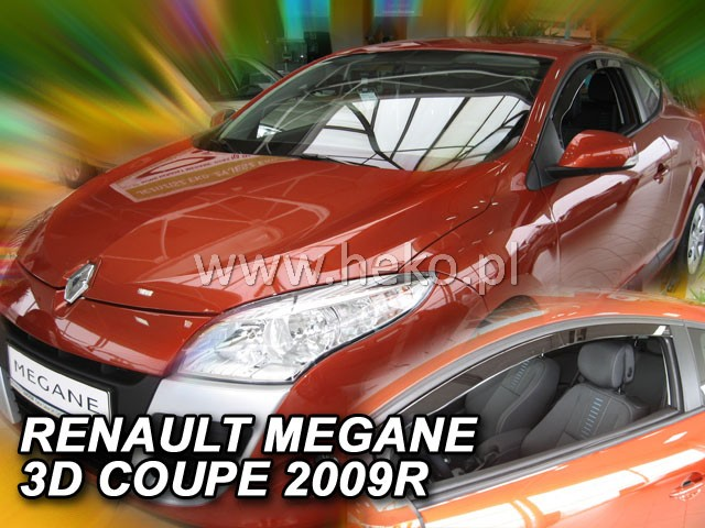 Ofuky oken Renault Megane Coup