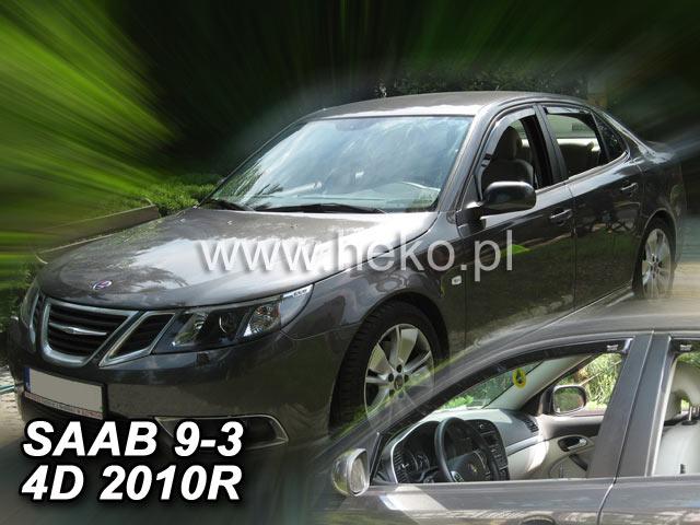 Ofuky oken Heko Saab 93 4D 2002- přední