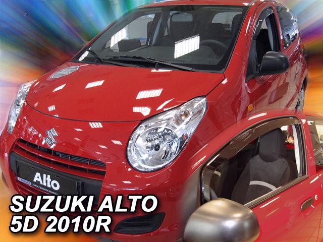 Ofuky oken Heko Suzuki Alto 5D 2010- přední
