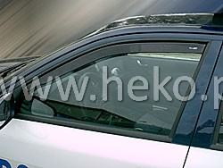 Ofuky oken Heko Škoda Octavia I 4D 1997-2010 + Tour přední