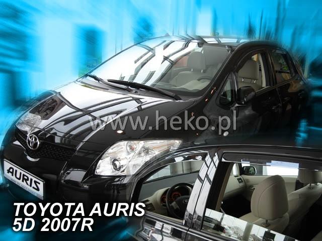 Ofuky oken Toyota Auris 5D 2007- p