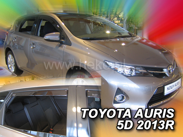 Ofuky oken Toyota Auris 5D 2013- p