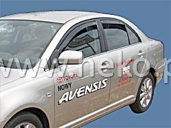 Ofuky oken Heko Toyota Avensis 4/5D 1997-2003 přední