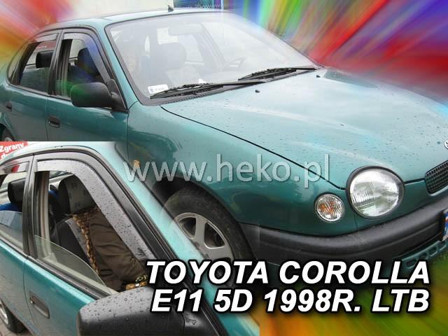 Ofuky oken Toyota Corolla E11 4/5D 1997-2001 TMP-80 p