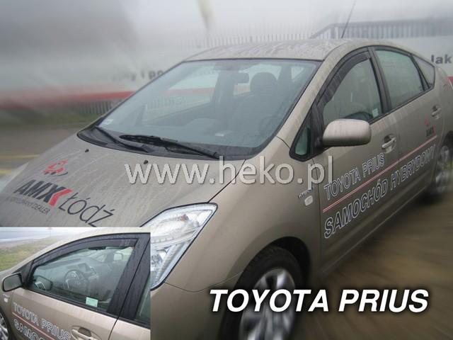 Ofuky oken Heko Toyota Prius 5D 2003- přední