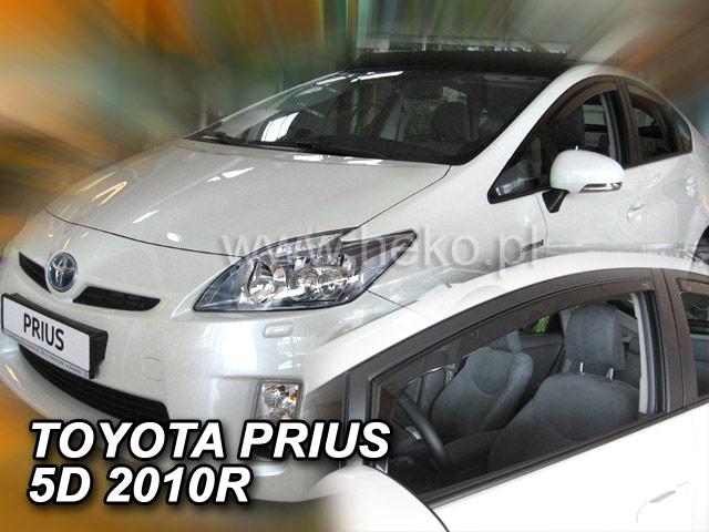 Ofuky oken Heko Toyota Prius VI 5D 2010- přední