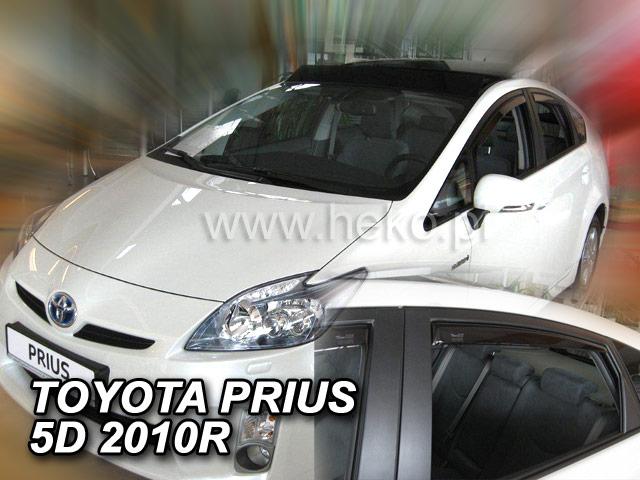 Ofuky oken Toyota Prius VI 5D 2010- p