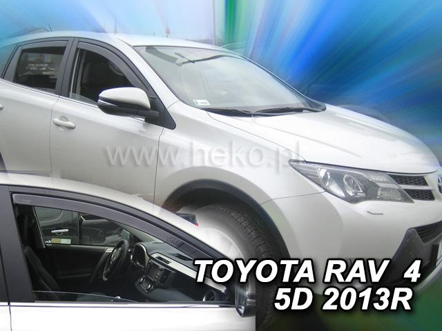 Ofuky oken Heko Toyota Rav 4 5D 2012- přední