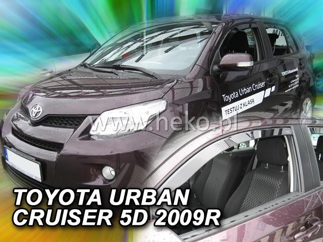 Ofuky oken Heko Toyota Urban Cruiser 5D 2009- přední