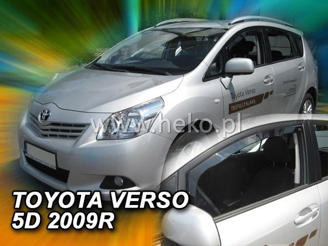 Ofuky oken Heko Toyota Verso 5D 2009- přední