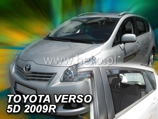 Ofuky oken Toyota Verso 5D 2009- p
