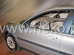 Ofuky oken Heko Volvo S80 1998- přední