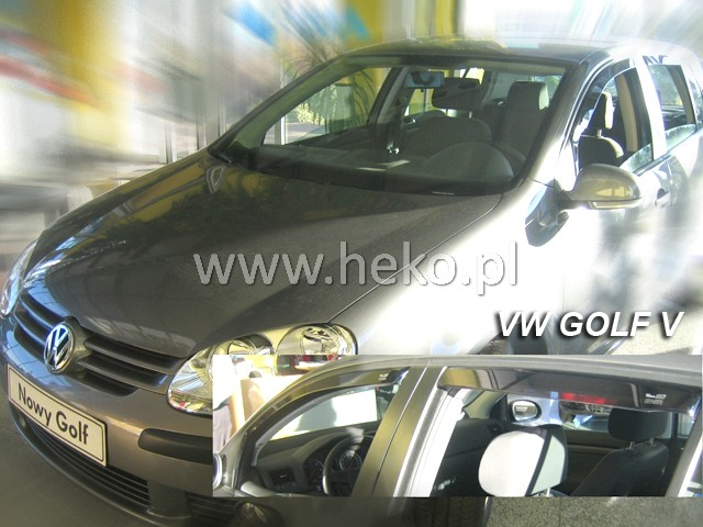 Ofuky oken VW Golf V 5D 2004- p