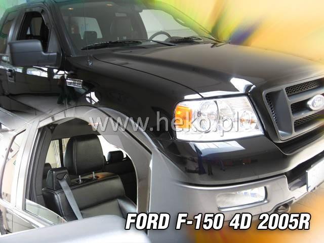 Ofuky oken Heko Ford F-150 2005- přední