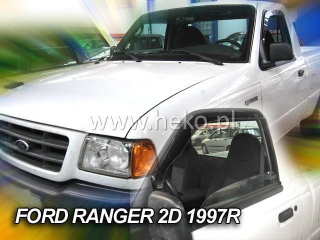 Ofuky oken Heko Ford Ranger Pic-up 2/4D 1997- přední