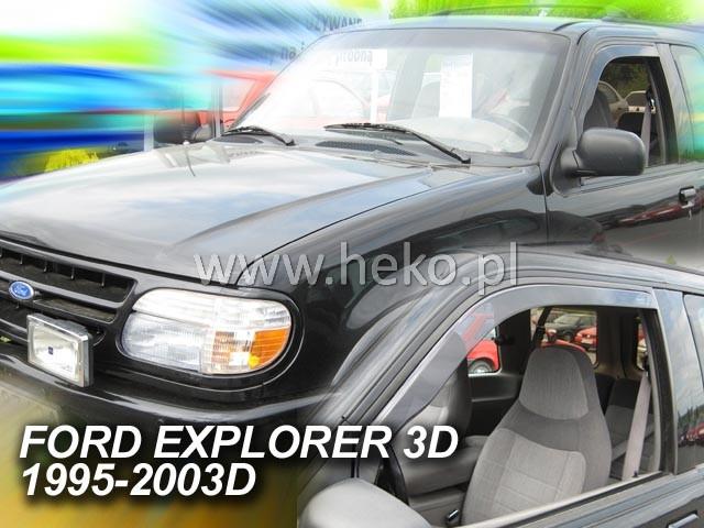Ofuky oken Heko Ford Explorer 3D 1995-2003 přední