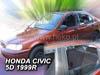 Ofuky oken Heko Honda Civic 4DEJ, EK 1996-2000 přední + zadní