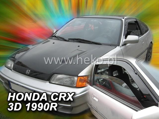 Ofuky oken Heko Honda CRX 3D 1988-1991 přední