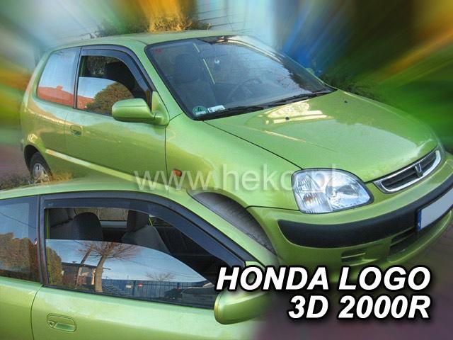 Ofuky oken Heko HOnda Logo 3D 1996-2001 přední