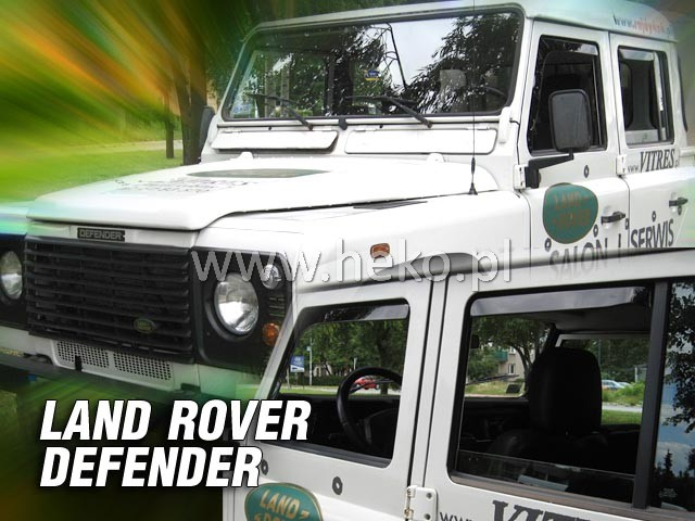 Ofuky oken Land Rover Defender 3/4D 1989- p