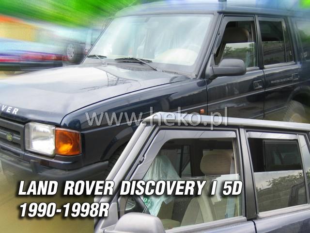 Ofuky oken Heko Land Rover Discovery I 5D 1990-1998 přední + zadní