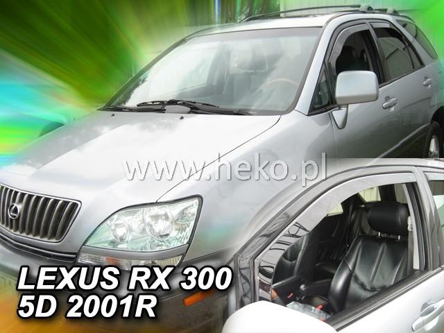 Ofuky oken Heko Lexus RX 300 5D USA 2009- přední