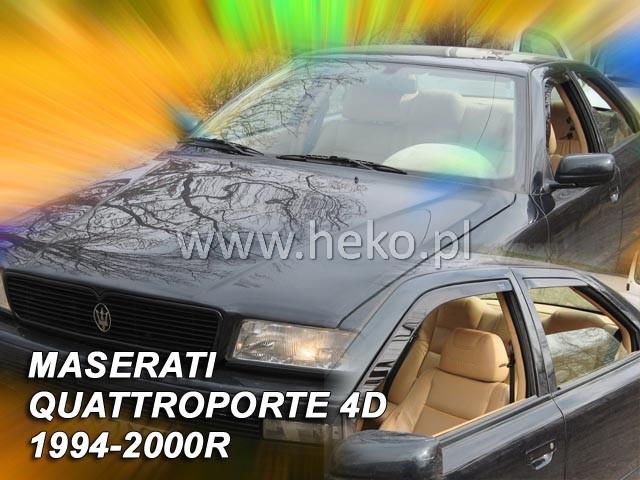 Ofuky oken Heko Maserati Quattroporte 4D 1994-2000 přední + zadní