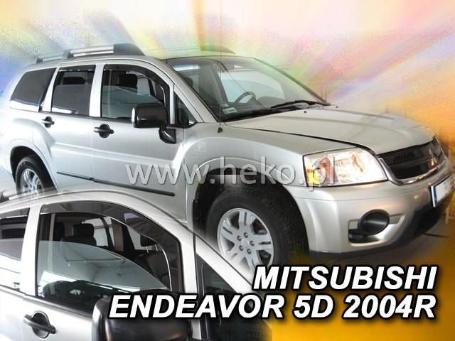 Ofuky oken Heko Mitsubishi Endeavor 5D 2004- přední
