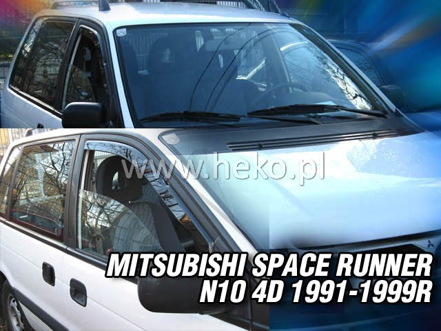 Ofuky oken Mitsubishi Space Runner 4D 1991-1999 p