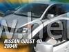 Ofuky oken Nissan Quest 5D II 2004-2007 p