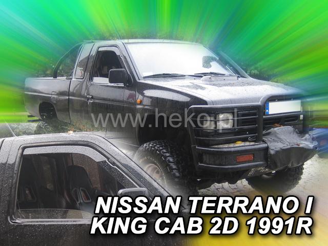 Ofuky oken Nissan Terrano I 2/4D 1987-1995 p