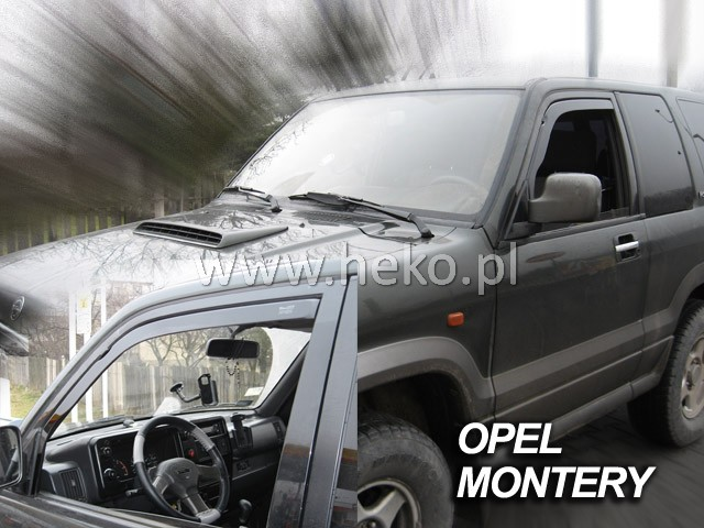 Ofuky oken Heko Opel Monterey 3/5D 1992-2000 přední