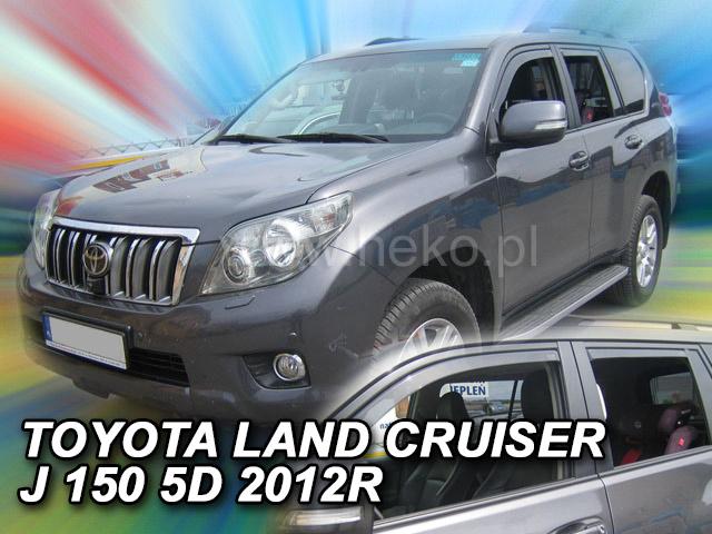 Ofuky oken Toyota Land Cruiser J150 5D 2009- p