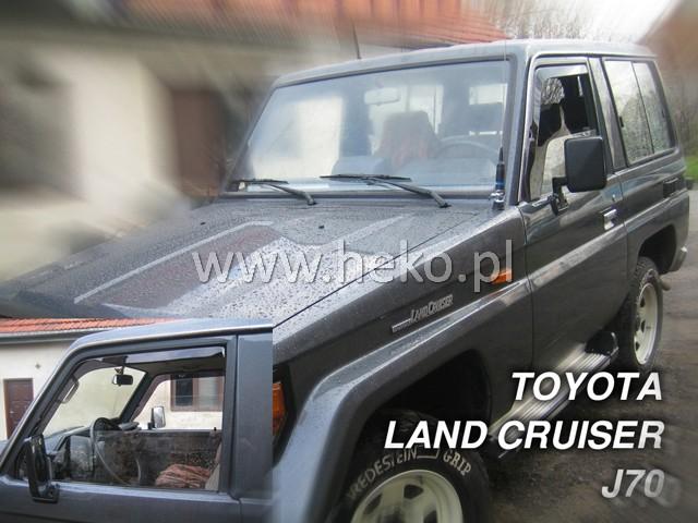 Ofuky oken Toyota Land Cruiser J70 3D 1984-1990 p