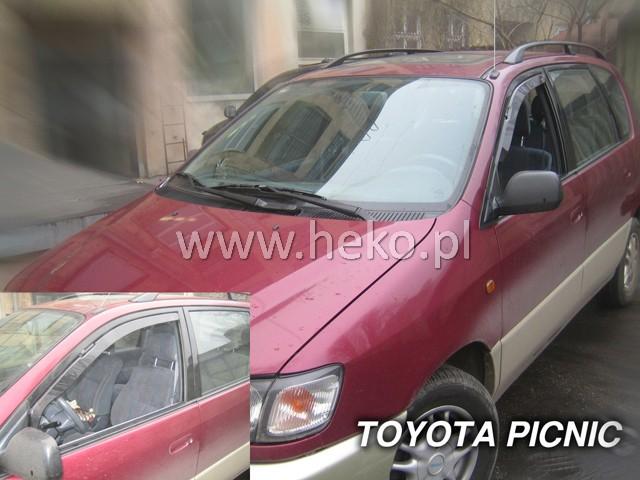Ofuky oken Heko Toyota Picnic 5D 1996-2001 přední
