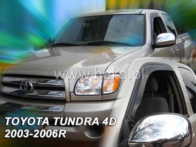 Ofuky oken Toyota Tundra Step Side 4D USA 2003-2006 p