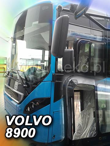 Ofuky oken Heko Volvo Autobus přední