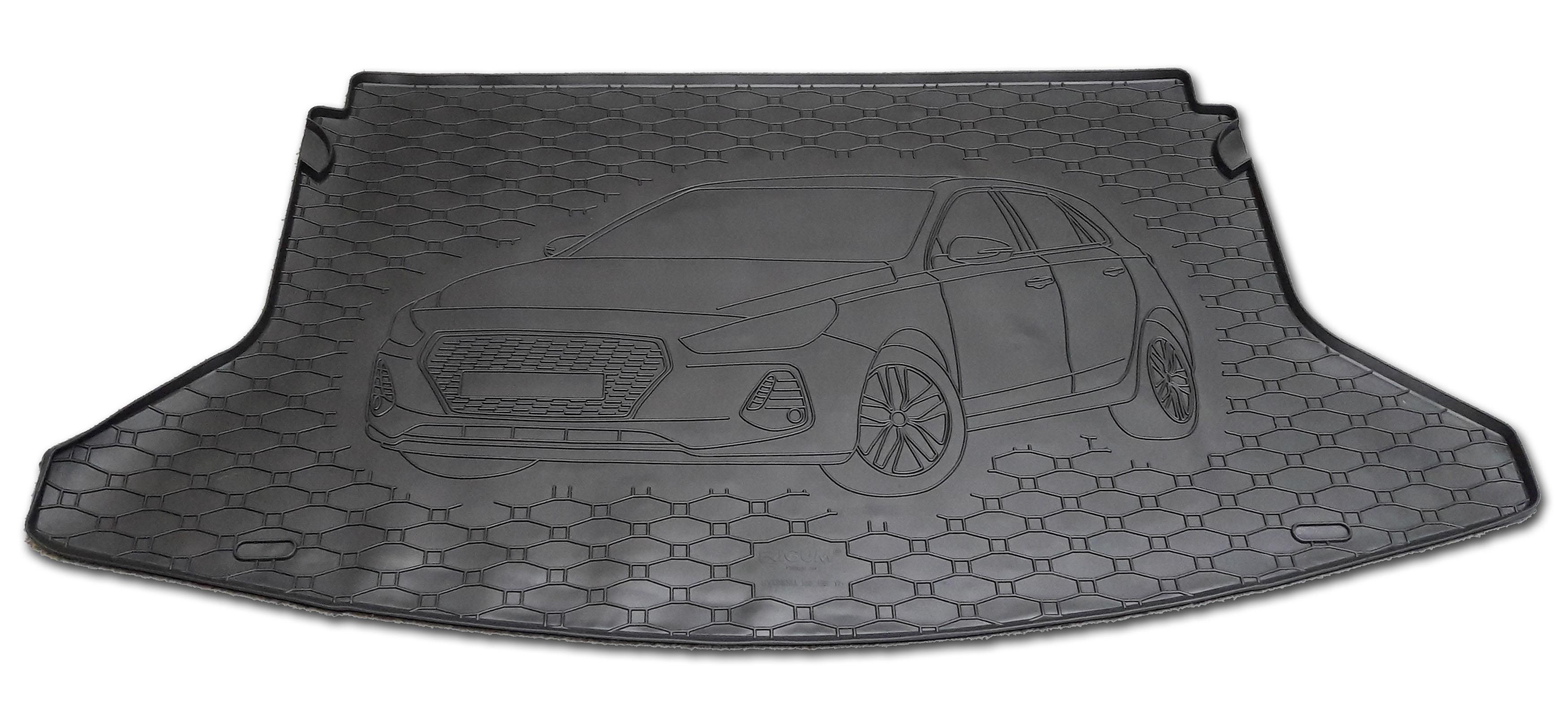 Vana do kufru gumová Hyundai i30 HB 2017-