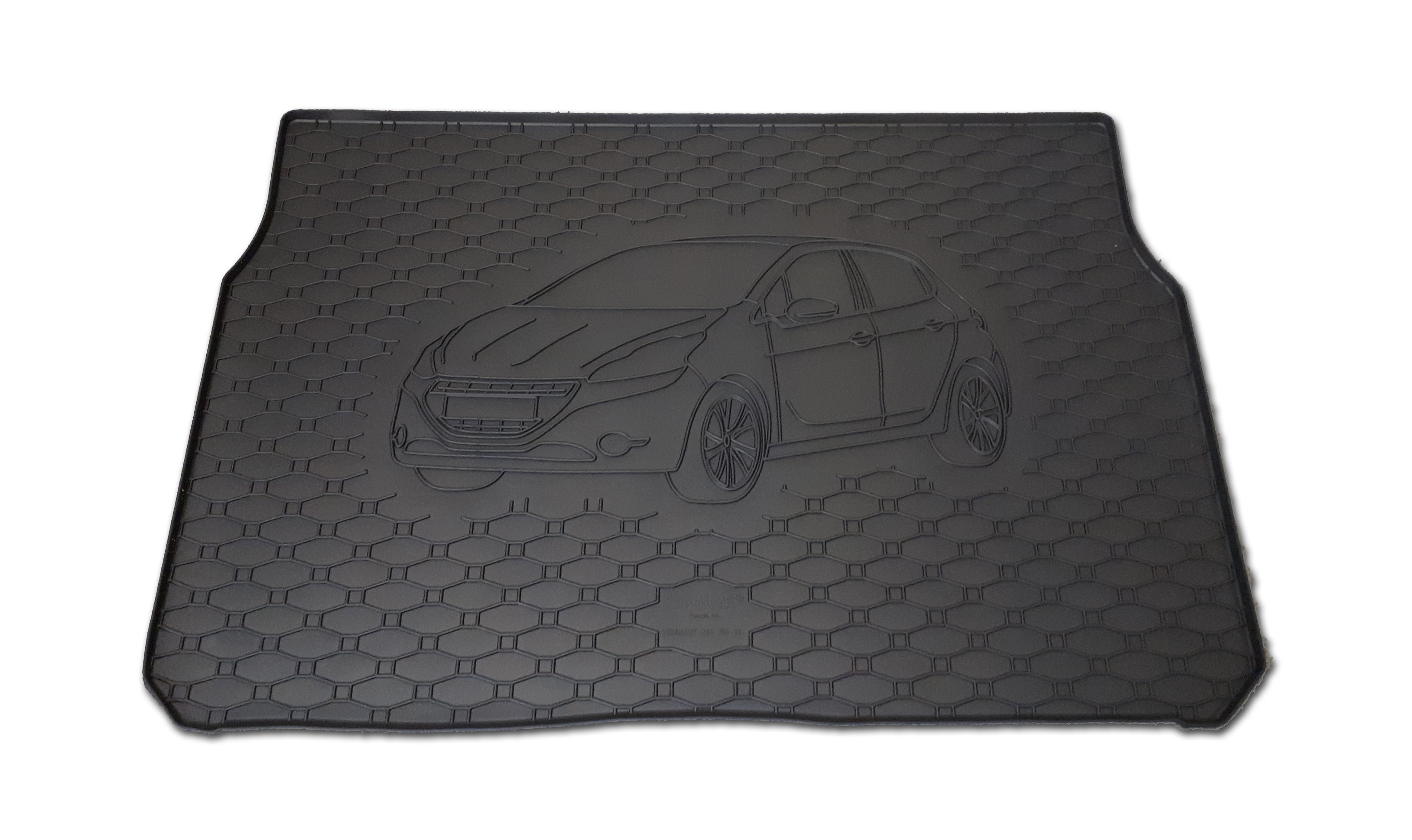 Vana do kufru gumová Peugeot 208 HB 2012-