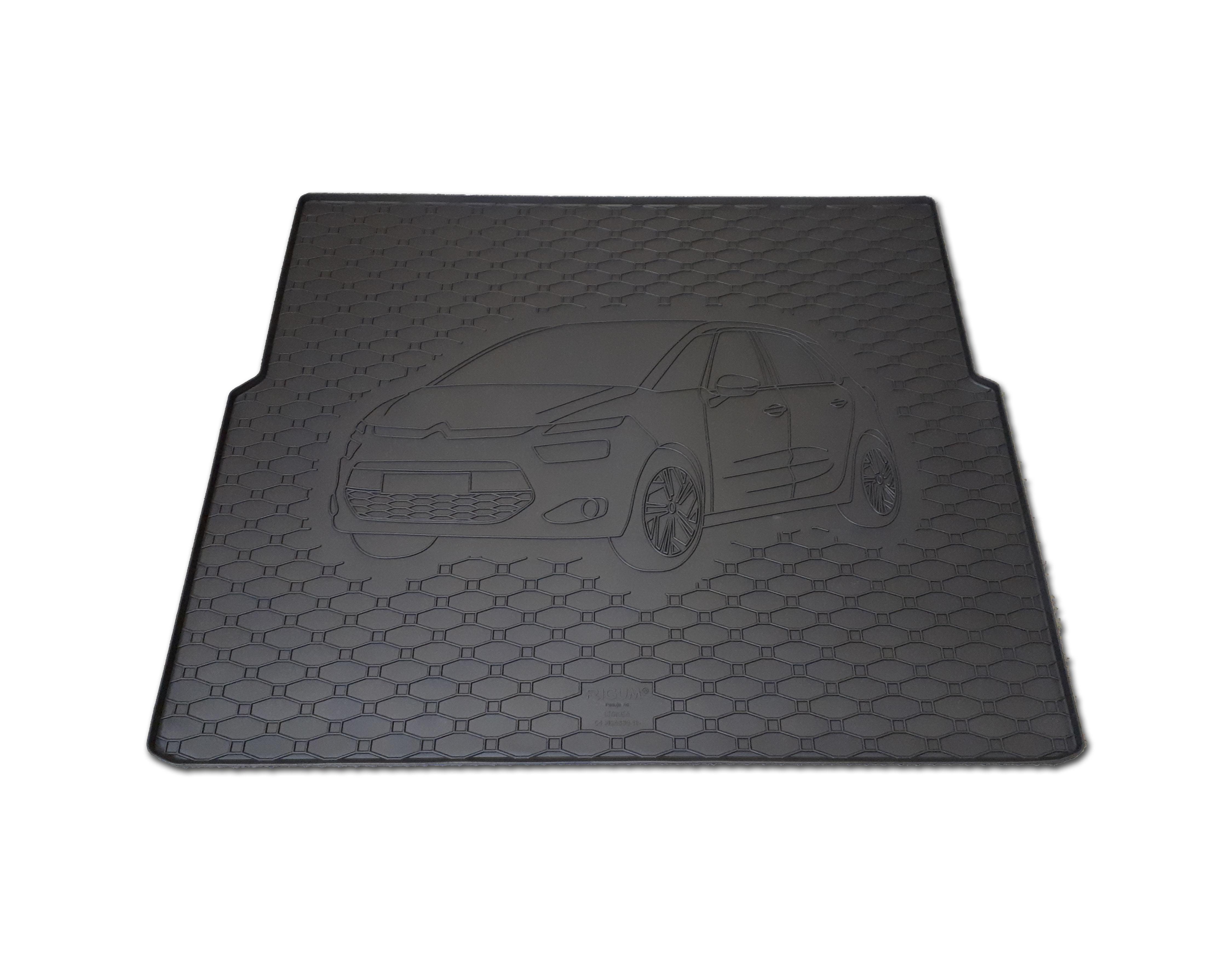 Vana do kufru gumová Citroen C4 Picasso 2013-