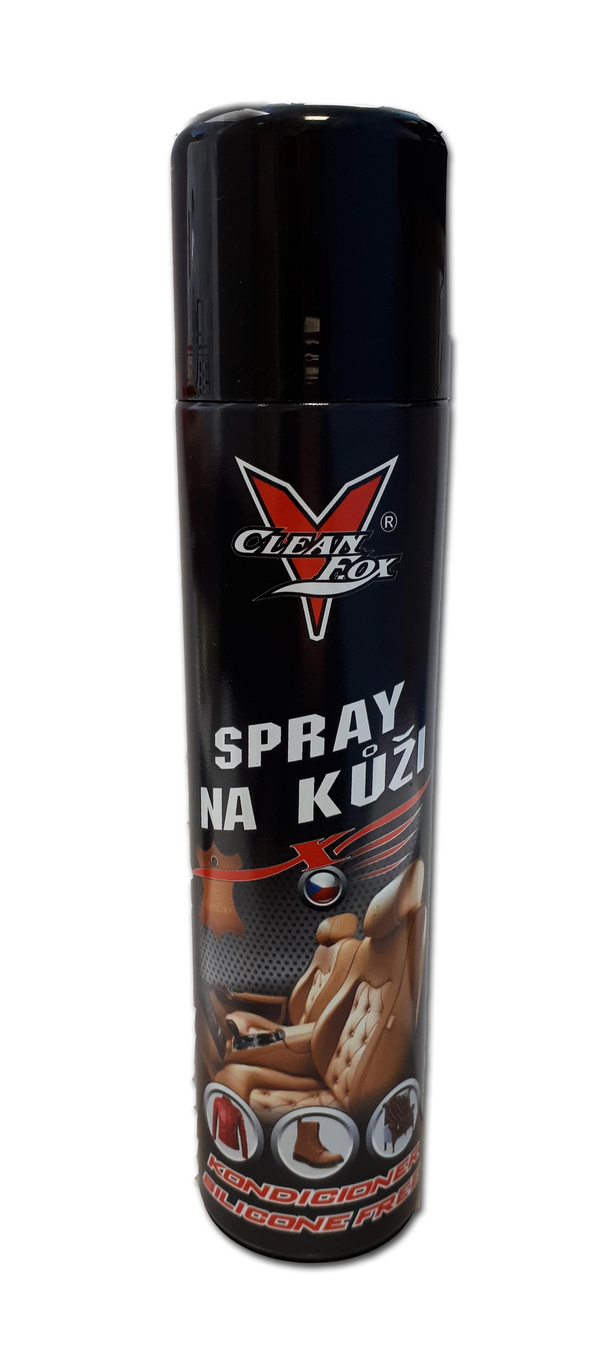 CLEANFOX Spray na kůži, 400 ml
