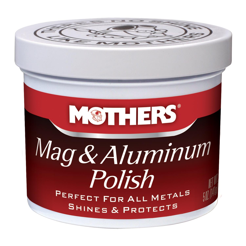 Mothers Mag & Aluminium Polish - leštěnka na kovy, 141 g
